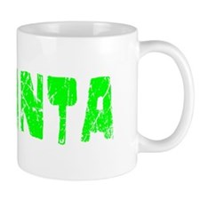 Atlanta Faded (Green) Mug