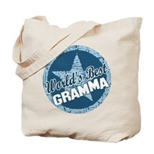 Worlds Best Gramma Tote Bag