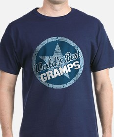 Worlds Best Gramps T-Shirt