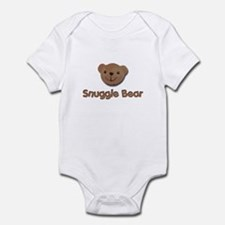Snuggle Bear Infant Bodysuit