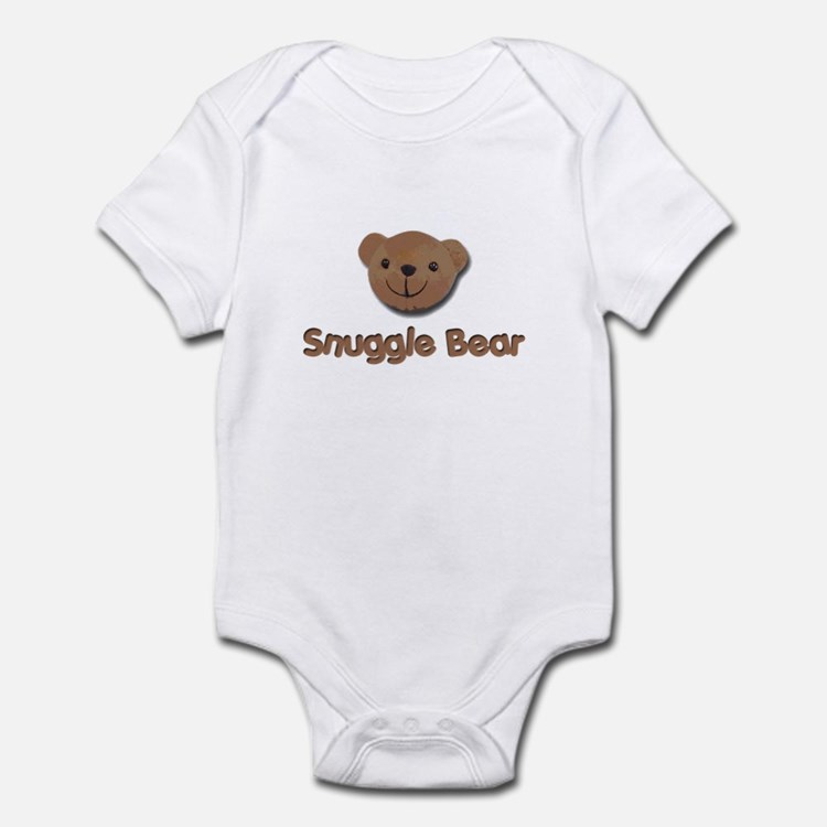 Snuggle Bear Infant Bodysuit