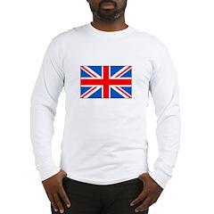 British Flag Long Sleeve T-Shirt