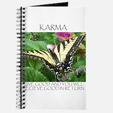 Butterfly Karma Journal