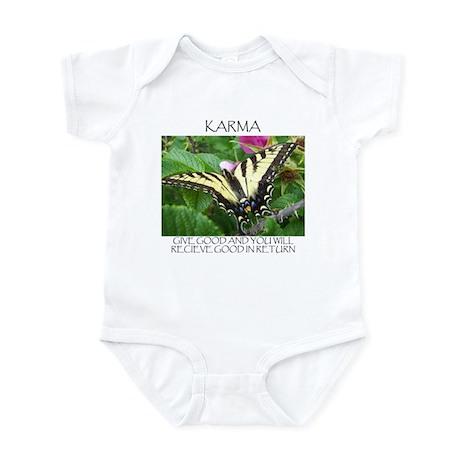 Butterfly Karma Infant Bodysuit