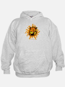 Tribal Lion Hoodie