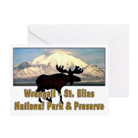 Wrangell - St. Elias National Greeting Card