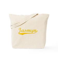 Vintage Jasmyn (Orange) Tote Bag