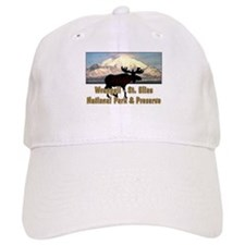 Wrangell - St. Elias National Baseball Cap