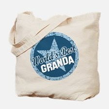 Worlds Best Granda Tote Bag
