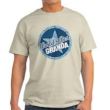 Worlds Best Granda T-Shirt