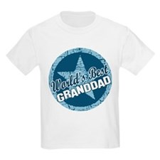 Worlds Best Granddad T-Shirt