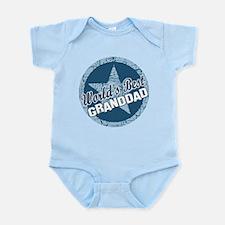 Worlds Best Granddad Infant Bodysuit