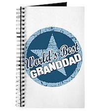 Worlds Best Granddad Journal