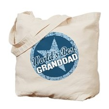 Worlds Best Granddad Tote Bag