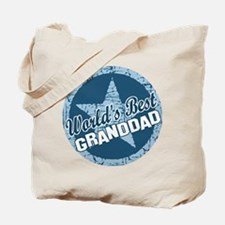 Worlds Best Granddad Tote Bag