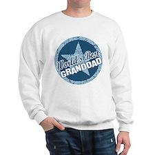 Worlds Best Granddad Sweatshirt