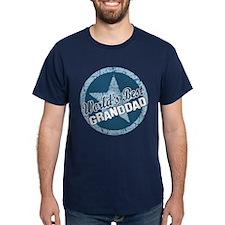 Worlds Best Granddad T-Shirt