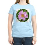 California Wild Rose Women's Pink T-Shirt