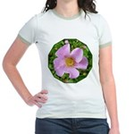 California Wild Rose Jr. Ringer T-Shirt