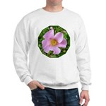 California Wild Rose Sweatshirt