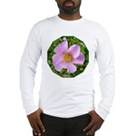 California Wild Rose Long Sleeve T-Shirt