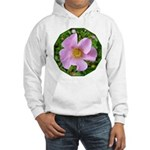 California Wild Rose Hooded Sweatshirt