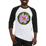California Wild Rose Baseball Jersey