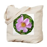 California Wild Rose Tote Bag