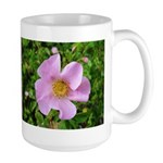 California Wild Rose Large Mug