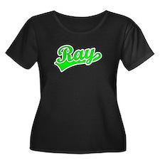 Retro Ray (Green) T