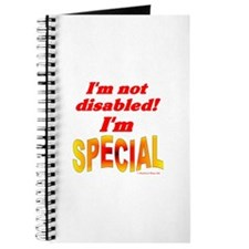 Not Disabled Journal