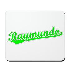 Retro Raymundo (Green) Mousepad