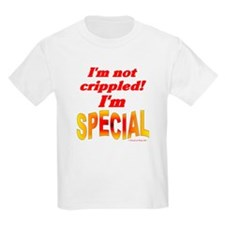 Not Crippled T-Shirt