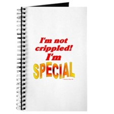 Not Crippled Journal