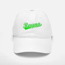 Retro Rayna (Green) Baseball Baseball Cap