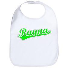 Retro Rayna (Green) Bib