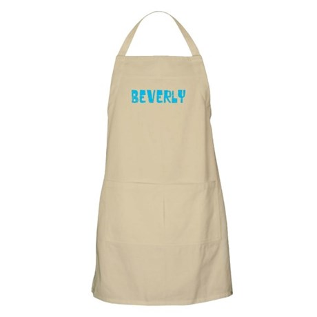Beverly Faded (Blue) BBQ Apron
