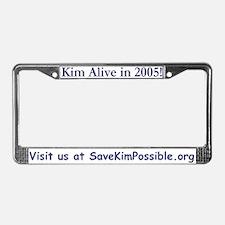SKP License Plate Frame