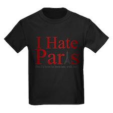 PARIS HILTON SEX SHIRT I HATE T