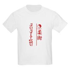 Jujitsu Kanji T-Shirt