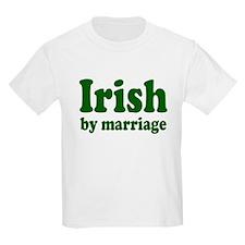 Irish By Marriage T-Shirt