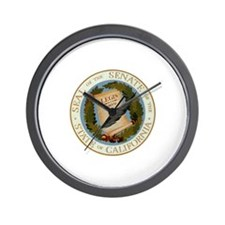 California Senate Wall Clock