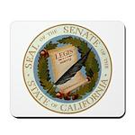 California Senate Mousepad
