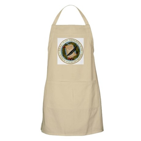 California Senate BBQ Apron