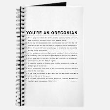 You're an Oregonian Journal