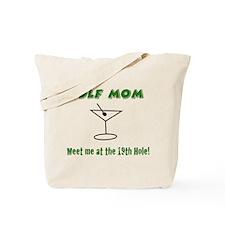 Golf Mom -Golf Tote Bag