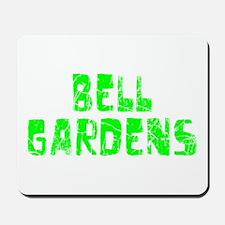 Bell Gardens Faded (Green) Mousepad