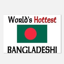 World's Hottest Bangladeshi Postcards (Package of