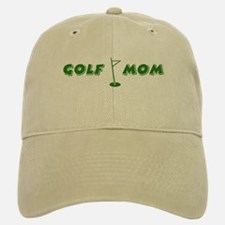 Golf Mom - Baseball Hat