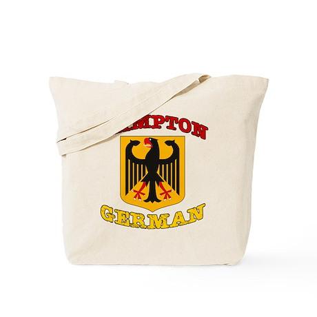 Hampton German Tote Bag